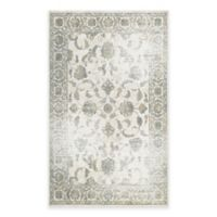 Couristan® Provincia Botanic Applique 3-Foot 11-Inch x 5-Foot 3-Inch Area Rug in Cream/Beige