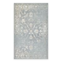 Couristan® Provincia Botanic Applique 9-Foot 2-Inch x 12-Foot 5-Inch Area Rug in Mint/Cream