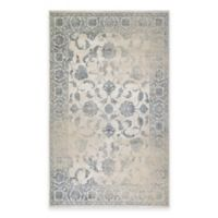 Couristan® Provincia Botanic Applique 9-Foot 2-Inch x 12-Foot 5-Inch Area Rug in Beige/Grey