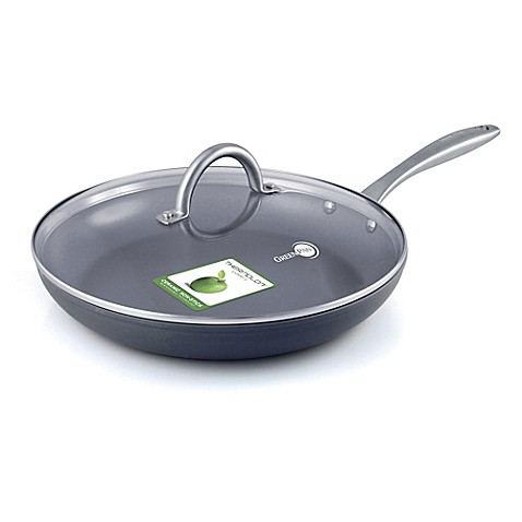 Greenpan Lima 12 Inch Hard Anodized Nonstick Ceramic