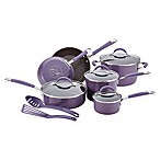 Rachael Ray™  Cucina Hard Enamel Nonstick 12-Piece Cookware Set