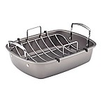 Circulon® Bakeware 17-Inch x 13-Inch Nonstick Roaster with U-Rack