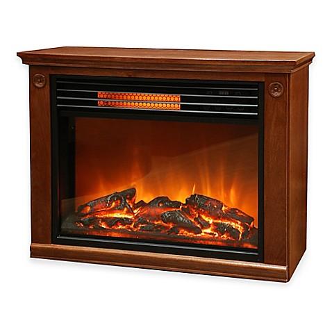 Lifesmart Lifezone Electric Fireplace Heater Bed Bath