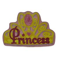 Fun Rugs™ Pretty Princess 2-Foot 7-Inch x 3-Foot 11-Inch Accent Rug