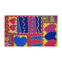 Fun Rugs™ Hearts & Crafts Accent Rug