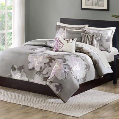 Fresh Buy Queen Floral Comforter from Bed Bath & Beyond HF78