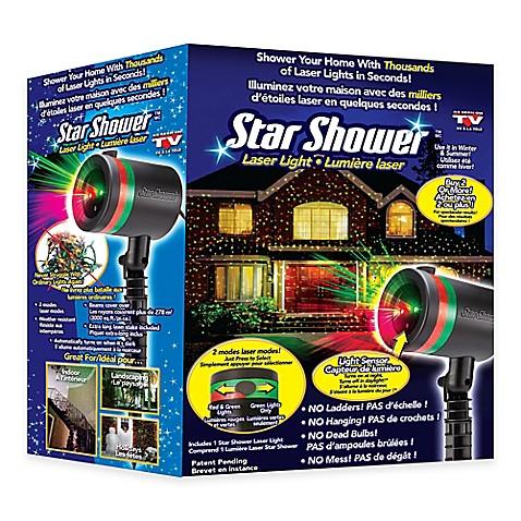 star shower laser light bed bath beyond