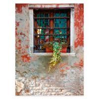 Tuscan Color Tiles I Canvas Wall Art