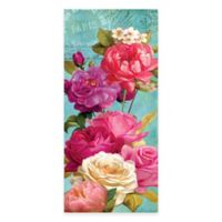 Pink Roses II Canvas Wall Art