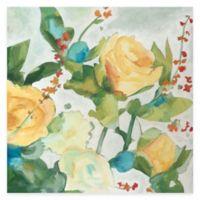 June Bouquet I Canvas Wall Art
