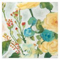 June Bouquet II Canvas Wall Art