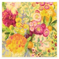 Spring Floral I Canvas Wall Art