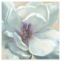 White Flower I Canvas Wall Art