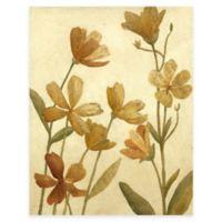 Wildflower Field I Canvas Wall Art