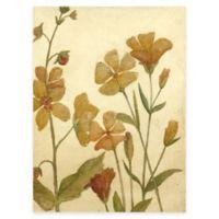 Wildflower Field II Canvas Wall Art