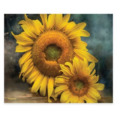 Sunflower Wall Art buy sunflower wall art from bed bath & beyond