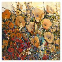 Bright and Bold Field Canvas Wall Art