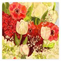 Garden Bouquet II Canvas Wall Art