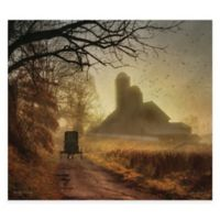 Amish Country Canvas Wall Art