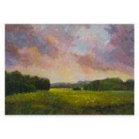 Prairie Sky Canvas Wall Art