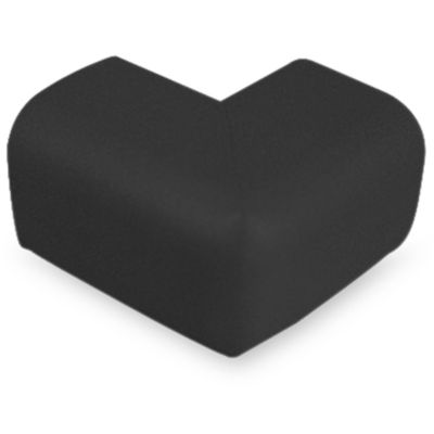 KidKusion® Soft Corner Cushions (Package Of 4) In Black