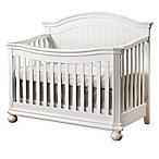 Sorelle Finley 4-in-1 Convertible Crib in White