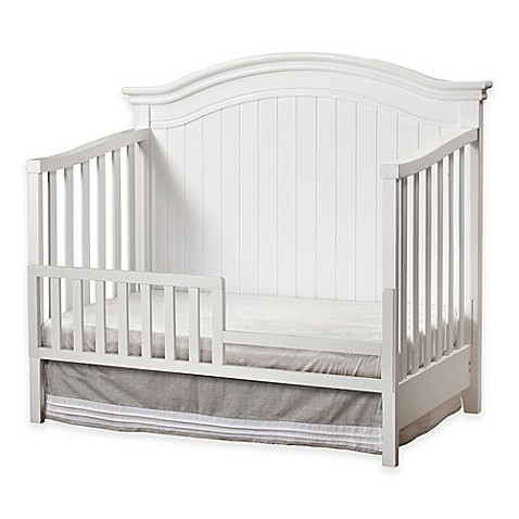 Buy Sorelle Providence Finley Toddler Guard Rail In White