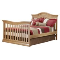 Sorelle Providence Full Size Bed Rails in Vintage Frost