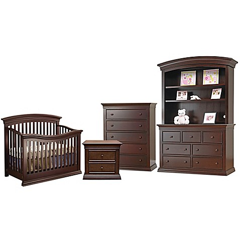 Sorelle Torino Nursery Furniture Collection In Espresso Bed Bath Beyond