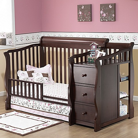 Sorelle Tuscany Toddler Rail