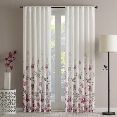 Buy Brighton 108 Inch X 72 Inch Fabric Curtain From Bed