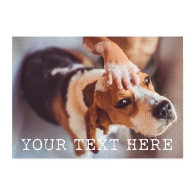 Dobby Name 5-Foot X 7-Foot Area Rug