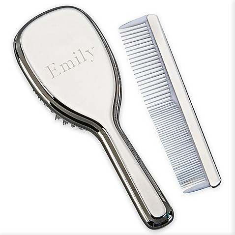 Baby Brush and Comb Set