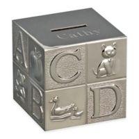 Block Bank in Silver