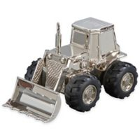 Front Loader Bank in Silver