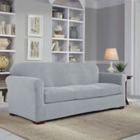 Perfect Fit® Easy Fit 2-Piece Sofa Slipcover in Grey