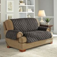 Perfect Fit® Waterproof Loveseat Protector in Graphite