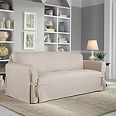 Perfect Fitu0026reg; Classic Relaxed Fit Slipcover Collection & Perfect Fit® Classic Relaxed Fit Slipcover Collection - Bed Bath ... islam-shia.org