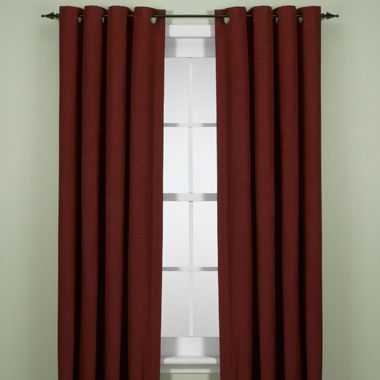 Buy Crimson Curtain Panels From Bed Bath Amp Beyond