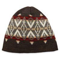 Pacific Crest Brown Knit Watch Cap