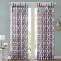 Regency Heights Jax 84-Inch Tab Top Window Curtain Panel