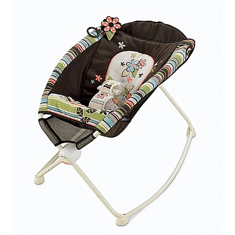 Fisher Price 174 Newborn Rock N Play Sleeper In Earthy