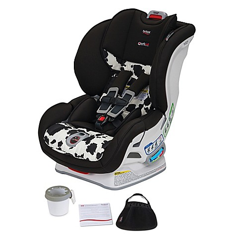 britax marathon clicktight xe series convertible car seat in cowmooflage buybuy baby. Black Bedroom Furniture Sets. Home Design Ideas
