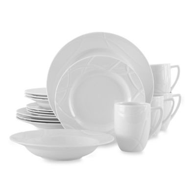Lenox® Vibe™ 24-Piece Dinnerware Set  sc 1 st  Bed Bath \u0026 Beyond & Buy Lenox Casual Dinnerware from Bed Bath \u0026 Beyond