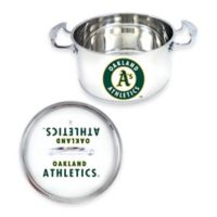 MLB Oakland Athletics 5 qt. Chili Pot