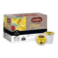 Keurig® K-Cup® Pack 12-Count Celestial Seasonings® Lemon Zinger® Herbal Tea