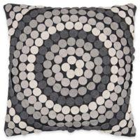 Surya Balakovo 18-Inch Throw Pillow in Grey