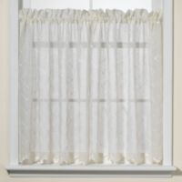 Diamante 45-Inch Kitchen Window Tiers