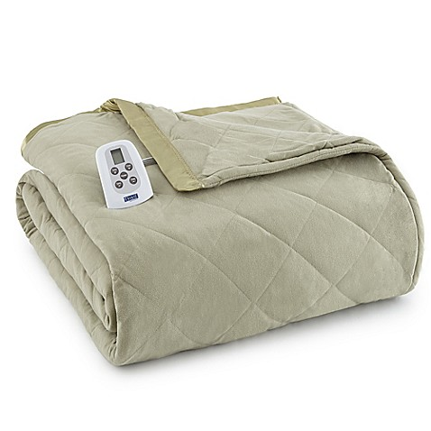 Twin Electric Blanket Bed Bath Beyond