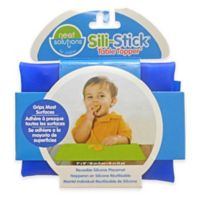 Neat Solutions® Sili-Stick® Table Topper® Reusable Silicone Placemat in Blue